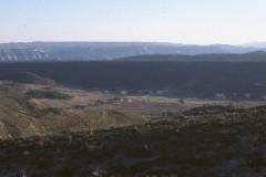 En el valle la Venta Gaeta